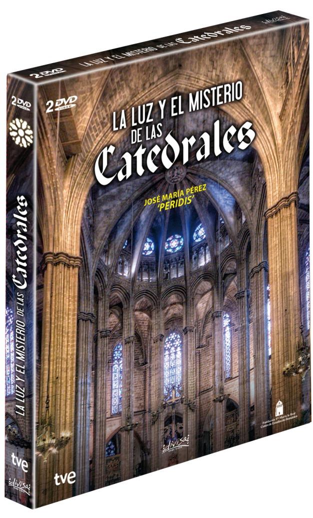 Pelicula  Divisa Hv  Dvd  Luz Y El Misterio Catedrales  Nuevo (Sin Abrir)