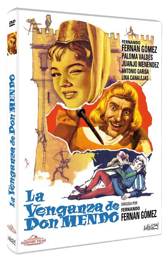 PELICULA-DIVISA-HV-DVD-LA-VENGANZA-DE-DON-MENDO-NUEVO-SIN-ABRIR