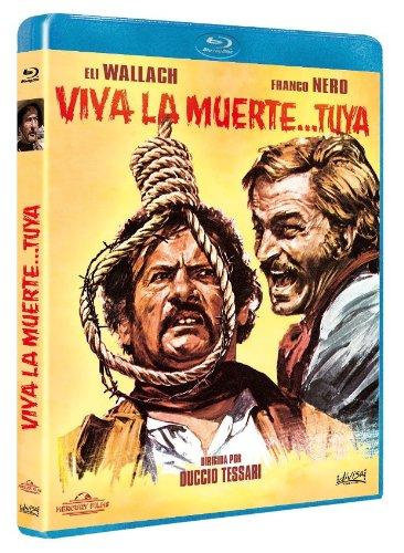Pelicula  Divisa Hv  Blu-Ray  Viva La Muerte... Tuya!  Nuevo (Sin Abrir)