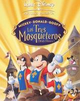 Los tres mosqueteros (Disney)