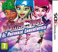Monster High El Patinaje Laberintico - 3DS