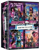 Monster High: Monstruos colección