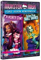 Monster High: Guerra de colmillos + Espantada de la isla calaver