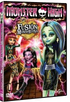 Monster High Fusión Monstruosa