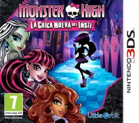 Monster High La Chica Nueva del Insti - 3DS