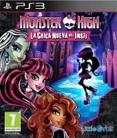 Monster High La Chica Nueva del Insti - PS3