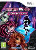 Monster High La Chica Nueva del Insti - Wii