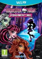 Monster High La Chica Nueva del Insti - Wii U