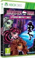 Monster High La Chica Nueva del Insti - X360