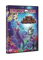Monster High. Un viaje la mar de monstruoso