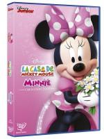 Pack MMCH: Minnie Y Su Desfile De Lazos De Invierno (Volumen 31)