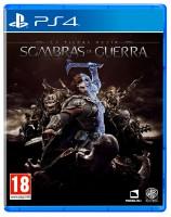 La Tierra Media - Sombras de guerra - PS4