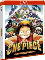 One piece. La aventura sin salida (4ª película)
