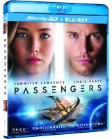 Passengers (BD 3D + BD)