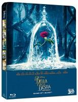 La bella y la bestia (2017) BD+BD3D Steelbox