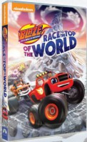Blaze y los Monster Machines: La carrera hasta la cima del mundo