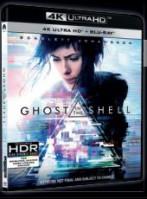 Ghost in the Shell: El alma de la máquina UHD