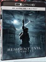 Resident Evil: Vendetta UHD