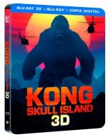 Kong: La isla Calavera 3D Steelbook