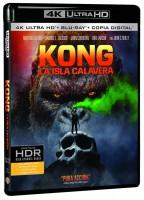 Kong: la isla calavera UHD