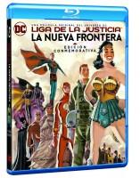 La Liga de la Justicia - La nueva frontera Edición Conmemorativa