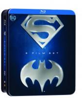 Antología Batman y Superman Edición Metálica