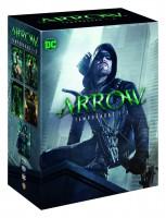 Arrow Temporadas 1-5