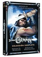 Conan 1+2