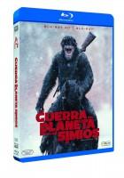 La guerra del planeta de los simios 3D