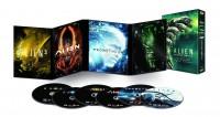 Pack Alien 1-6