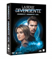 Pack Saga Divergente