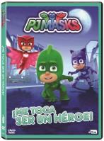 PJ Masks - ¡Me toca ser un héroe! Temporada 1 Ep. 1 - 6