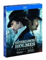 Pack Sherlock Holmes + Sherlock Holmes 2