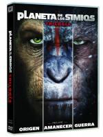 Trilogía Planeta de los simios