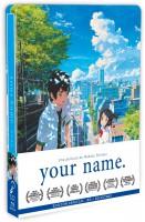 Your name Edición Metálica