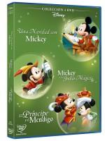 PACK FABULAS Mickey Jud + Principe + Navidad