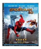 Spider-Man: Homecoming (BD3D)