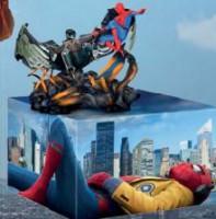 Spider-Man: Homecoming  (Edicion figura)