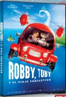 Toby y viaje fantastico robby