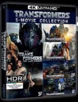 Transformers (Pack 1-5)  (UHD)