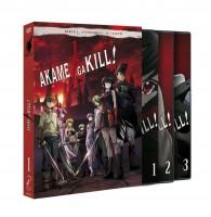 Akame Ga Kill Episodios 1 a 12 - Edición Coleccionistas