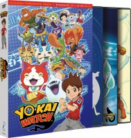 Yo-Kai Watch (2ª Temporada Parte 1. Episodios 27 a 39)