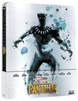 Black Panther (BD3D + BD) (Steelbook)