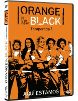 Orange is the new black (Temporada 5)