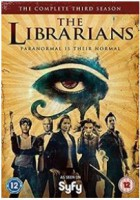 The librarians (3ª temporada episodios 1 a 10)