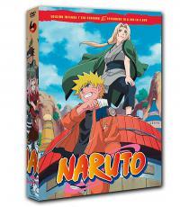 Naruto Box 4 Episodes 76 To 100