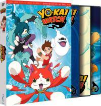 Yo-Kai Watch Temporada 2 Parte 3. Episodios 52 A 64