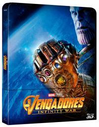 Vengadores: Infinity War (Steelbook)