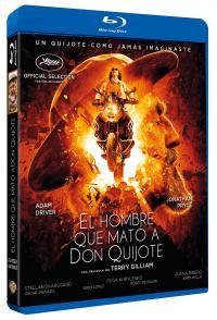 El hombre que mató a don quijote - DVD