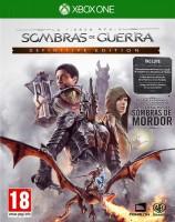 La Tierra Media Sombras de Guerra Edición Definitiva - Xbox one